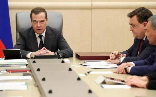 Дмитрий Анатольевич в новой должности