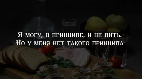 фразы высказывания про алкоголь и спиртное