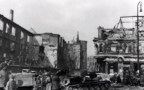 Кёнигсберг город после войны