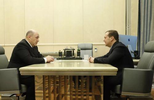 медведев дмитрий 2020 замглавы Совета безопасности