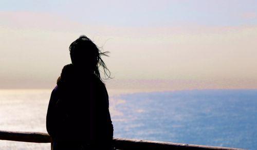 Полное одиночество у моря