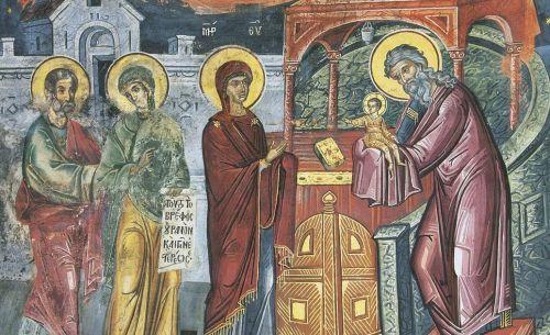 Рождение господне от девы