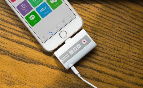 устройство запись разговоров iphone