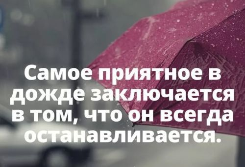 цитаты про дождь (3)