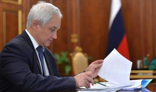 Куча дел и бумаг в правительстве