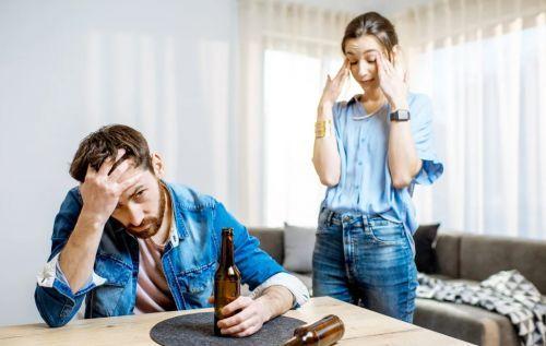 Нужно уговорить мужа бросить пить