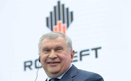 Председатель Роснефти