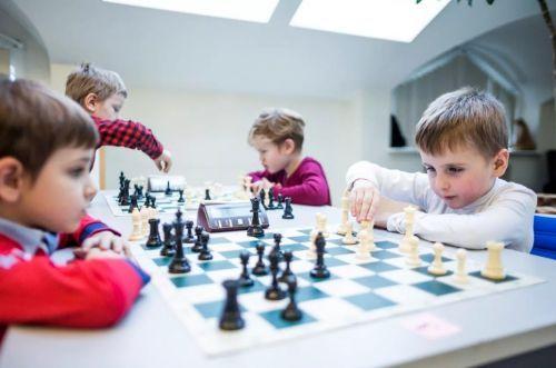 ребенок спорт секция шахматы