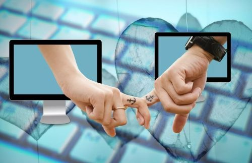 Союз виртуальных влюбленных