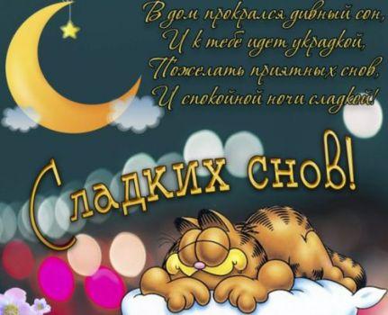 Пожелание спокойной ночи  (2)