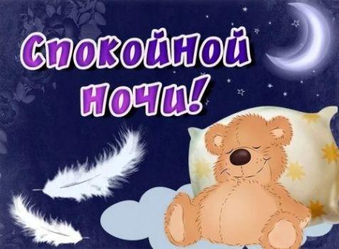 пожелание спокойной ночи  (6)