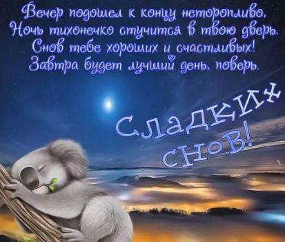 пожелание спокойной ночи  (7)