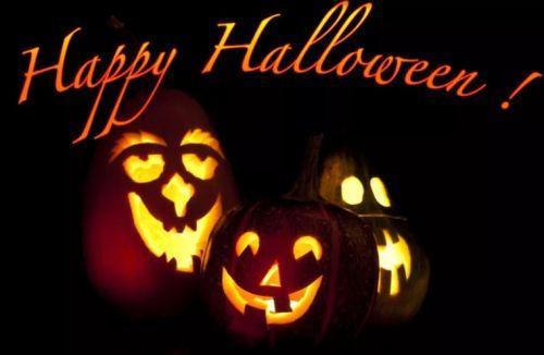 Хэллоуин поздравление (1)