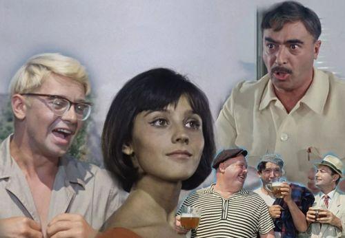 Кавказская пленница, или Новые приключения Шурика (1966) фильм