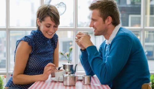 свидание и девушка