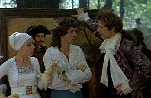 Тот самый Мюнхгаузен (1979) фильм