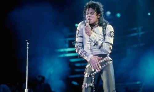Джексон на сцене