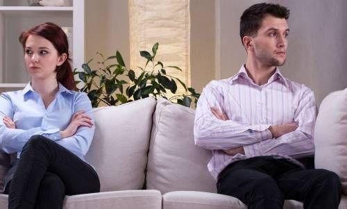 Отношения с женой испорчены