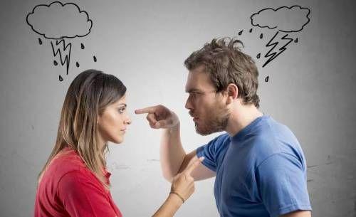 Тучи над отношениями