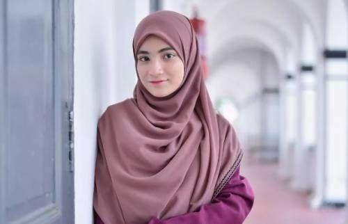 хиджаб у мусульманки