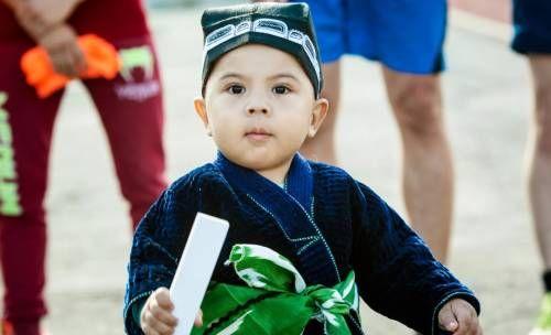 Маленький Азербайджанец