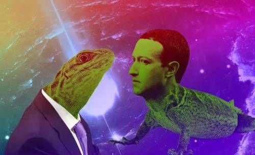 рептилоид марк