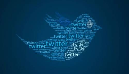 Твитная птичка