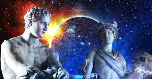 Занимаются астрологией